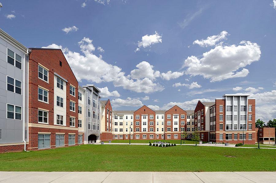 Shippensburg University Phase 2 Complete Cube 3 Studio Architecture Interiors Planning
