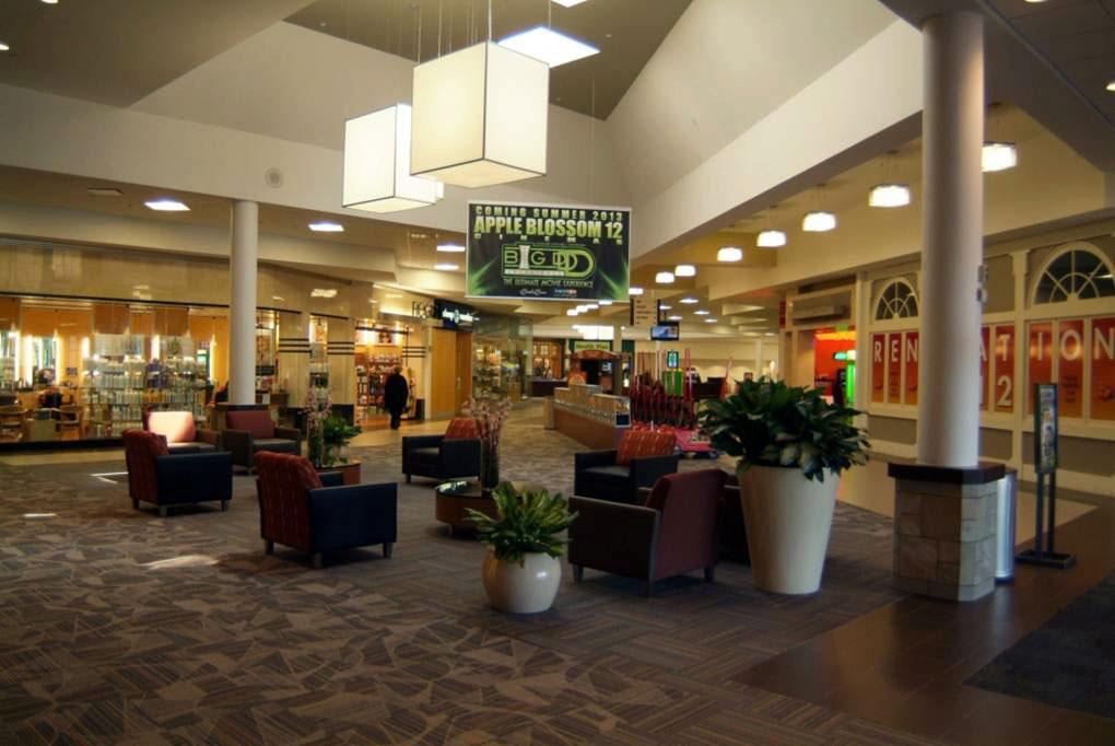 Apple Blossom Mall Interior Renovation