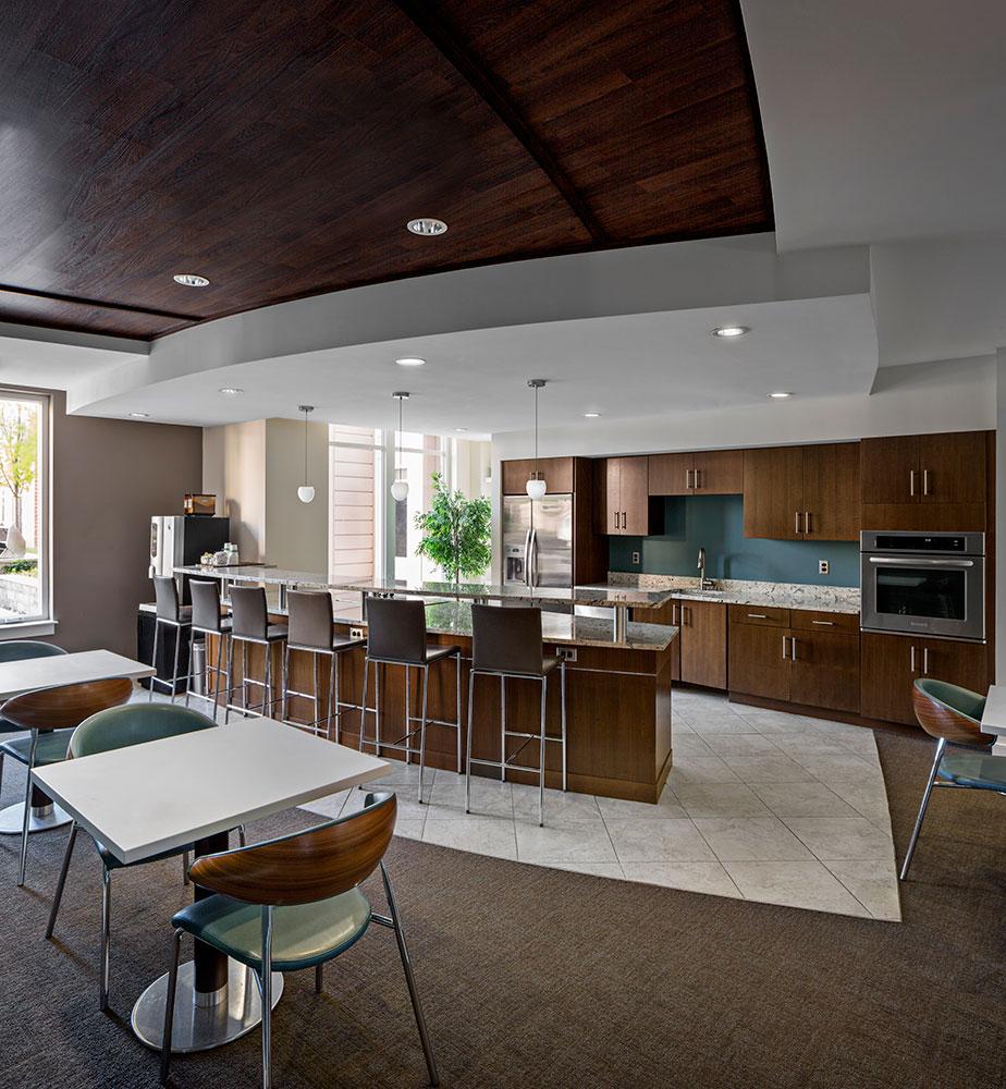 Edge Apartments: Architecture, Interiors, Planning