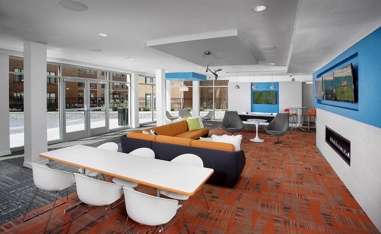Cube 3 studio architecture interiors planning the - Iowa state university interior design ...